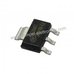 SA 1117BH3.3 IC 800mA 3,3V LDO VOLTAGE REGULATOR SOT-2233L
