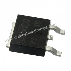 BA 15BC0FP-E2 IC 1A SECONDARY LDO REG. FOR LOCAL POWER SUPPLIES TO252-3