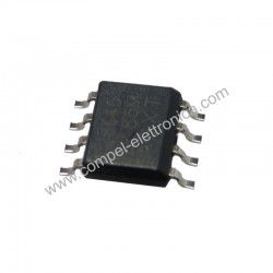 UCC 28C45D IC BICMOS LOW-POWER CURRENT-MODE PWM CONTROLLER SOIC-8 SMD
