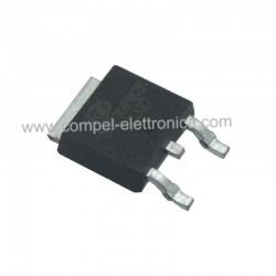 NCE 70R1K2K N-MOSFET DZ 700V 400mA 46W TO252