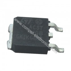 ACST 410-8BTR AC SWITCH 4A 800V/10mA D2PACK