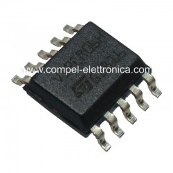 VIPER 16HS IC ENERGY SAVING HIGH VOLTAGE CONVER. FOR DIRECT FEEDBACK SMD