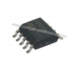 VIPER 16L IC ENERGY SAVING HIGH VOLTAGE CONVER. FOR DIRECT FEEDBACK SMD