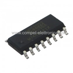 MP 3398A IC STEP UP WHITE LED CONTROLLER SOIC-16